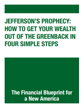 The financial blueprint for a new america package the sovereign how to get your wealth out of the greenback malvernweather Gallery